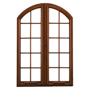 Обсада для арочного окна