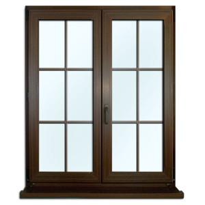Комплект кленной обсады 65 мм. для окна